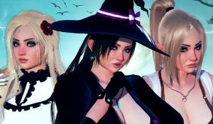 Wonderland Witches