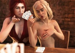 Whores of Thrones Strip Game