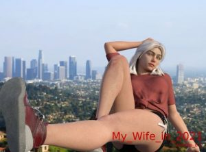 My Wife in 2021