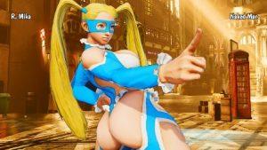 Street Fighter X Remake
